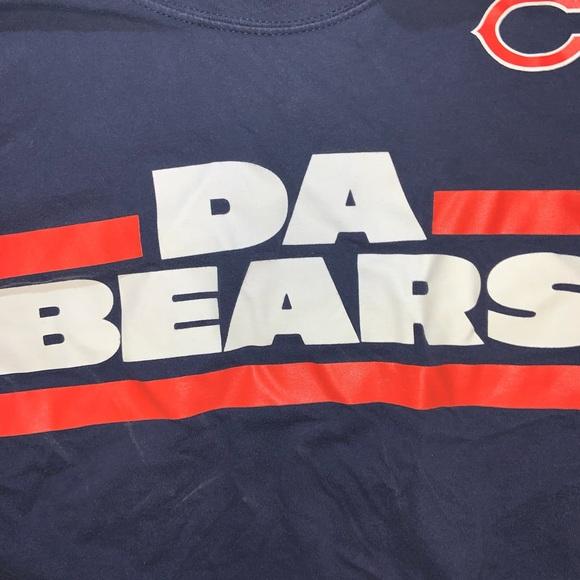 da bears nike shirt